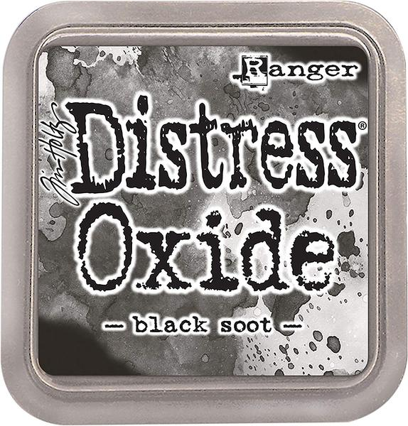 Distress Oxide - Black Sooth