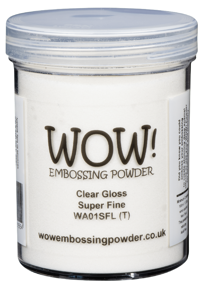 WOW! Embossing powder - Clear