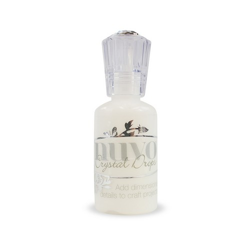 Nuvo Drops Plain White