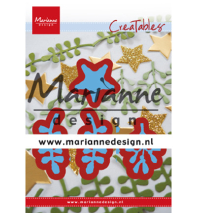Marianne Design - Christmas Greens