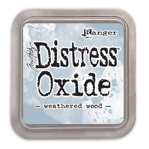 Distress Oxide - Weather Wood