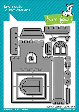 Lawn Fawn - Build-A-Castle