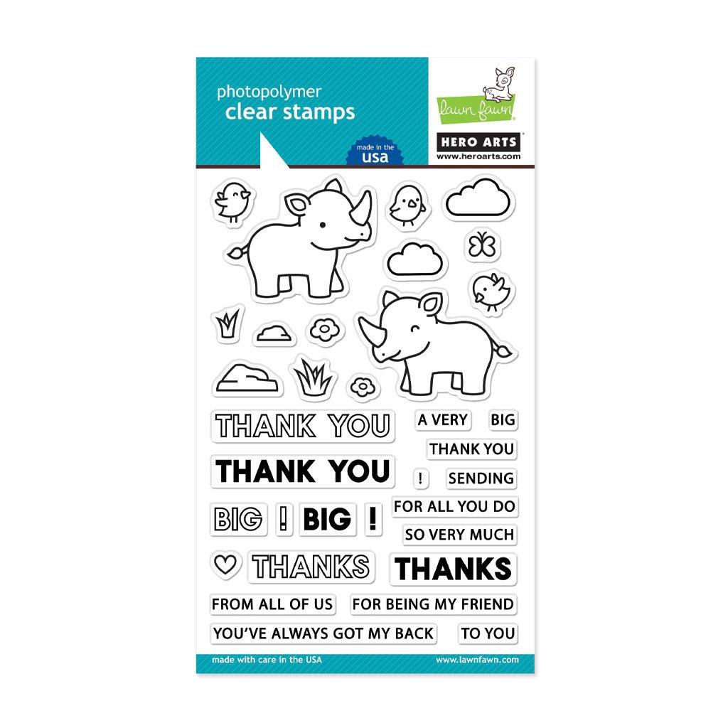Big Thanks - Stamps