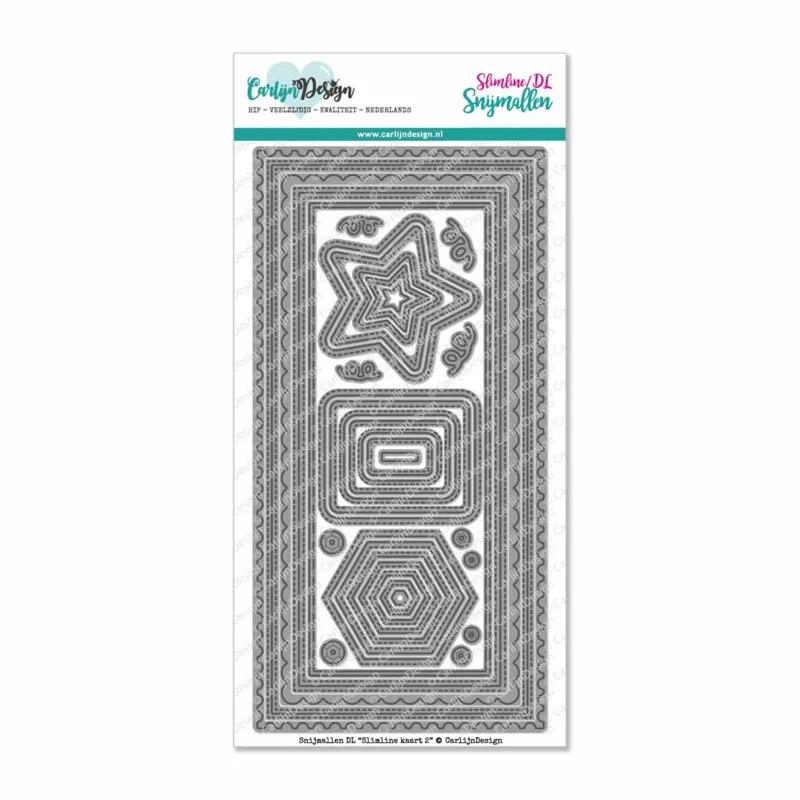 DL Slimline kaart 2