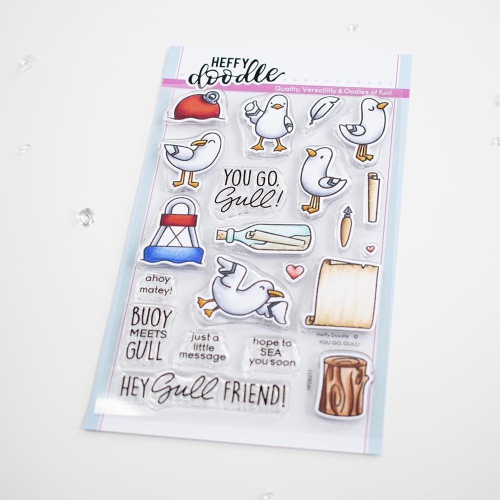 Heffy Doodle - You Go Gull