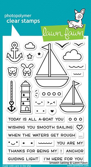 Smooth Sailing - Stamps