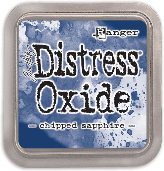 Distress Oxide - Chipped Sapphire
