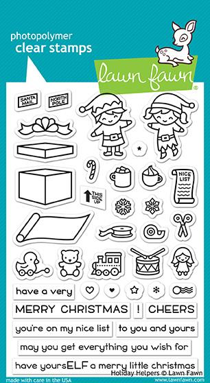 Holiday Helpers - Stamps