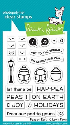 Peas On Earth - Stamps