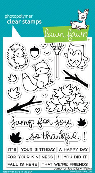 Jump For Joy - Stamps