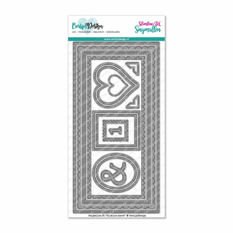DL Slimline kaart