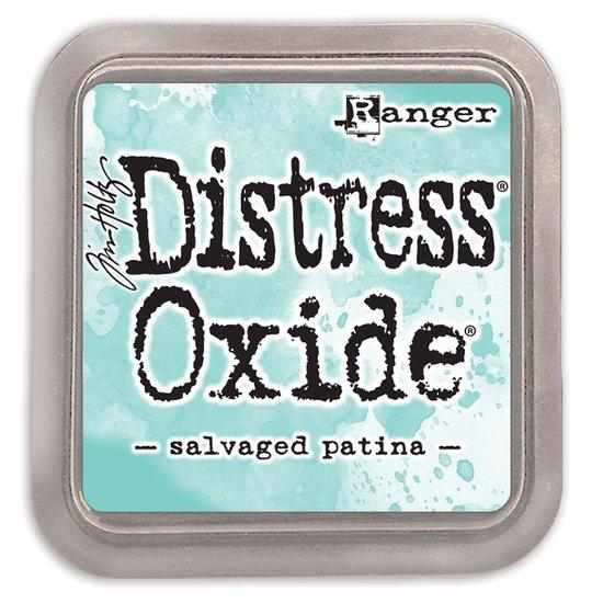 Distress Oxide - Salvaged Patina