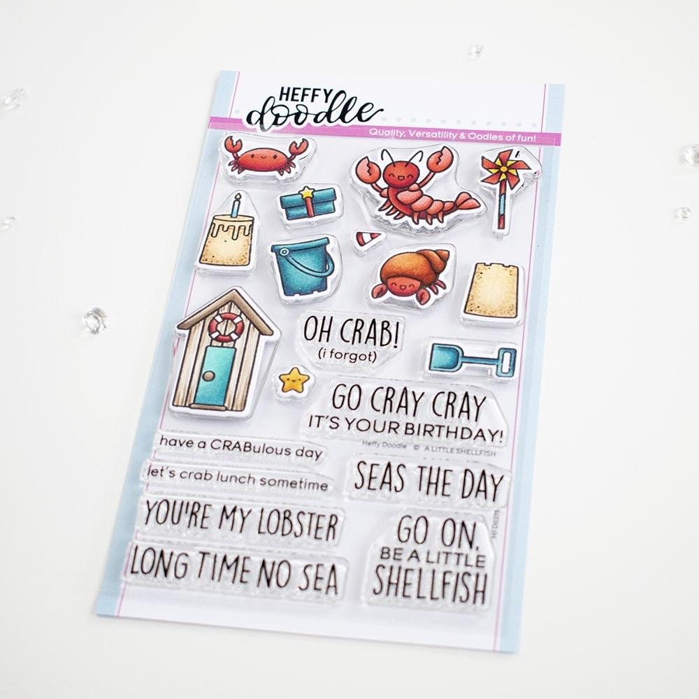 Heffy Doodle - A Little Shellfish